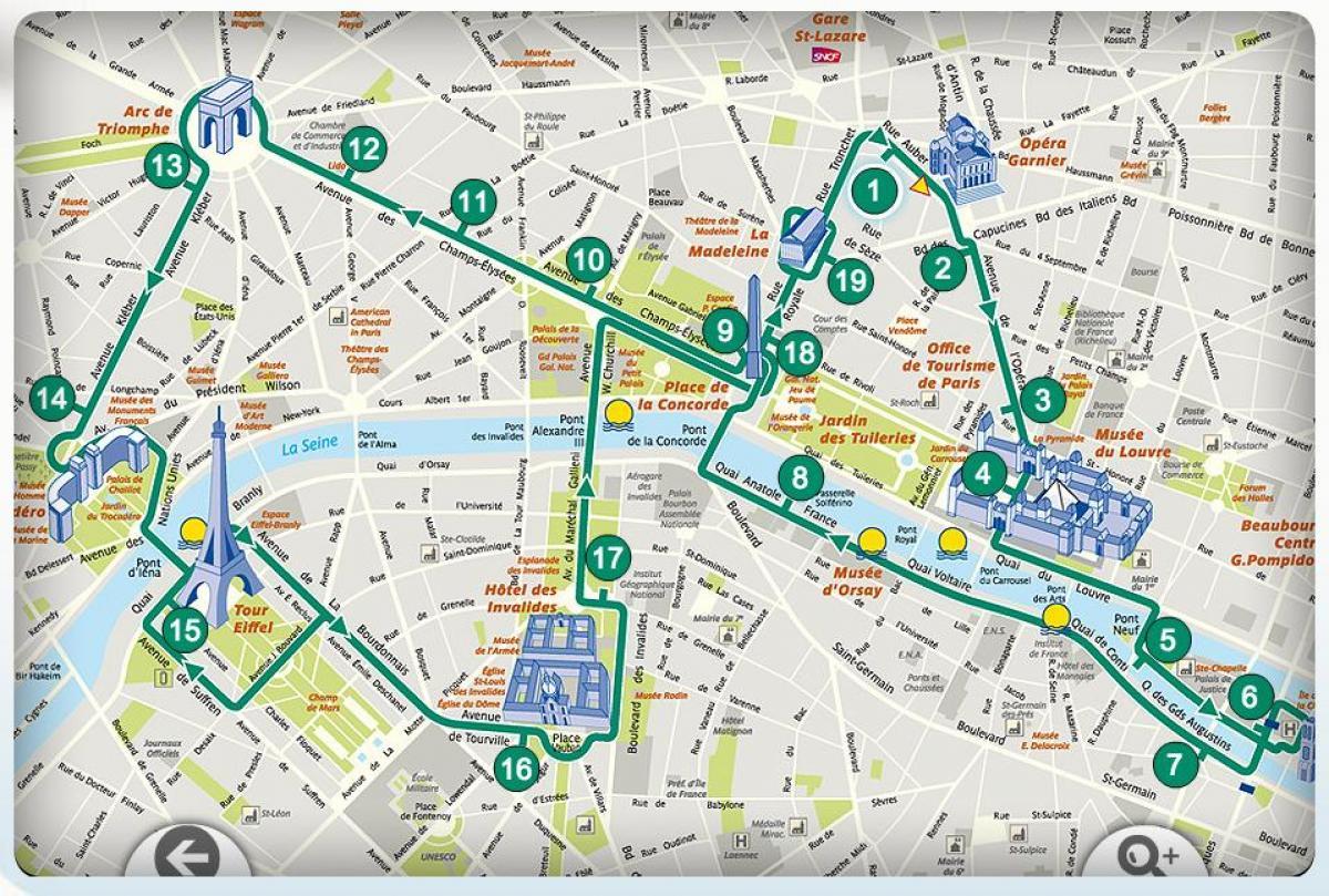 100 Incroyable Idées Visite De Paris À Pied